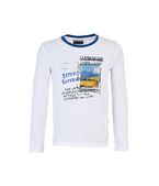 NAPAPIJRI Long sleeve T-shirt Man K SAVOONGA KID f