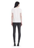 T by ALEXANDER WANG SUPERFINE JERSEY V-NECK TEE 上衣 Adult 8_n_r
