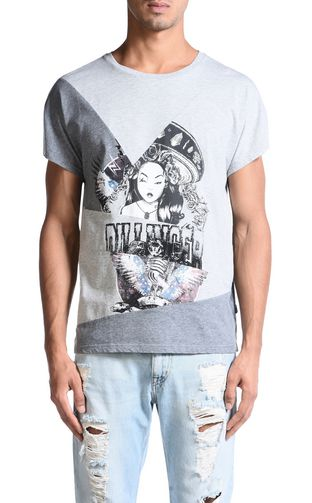 JUST CAVALLI Short sleeve t-shirt U f