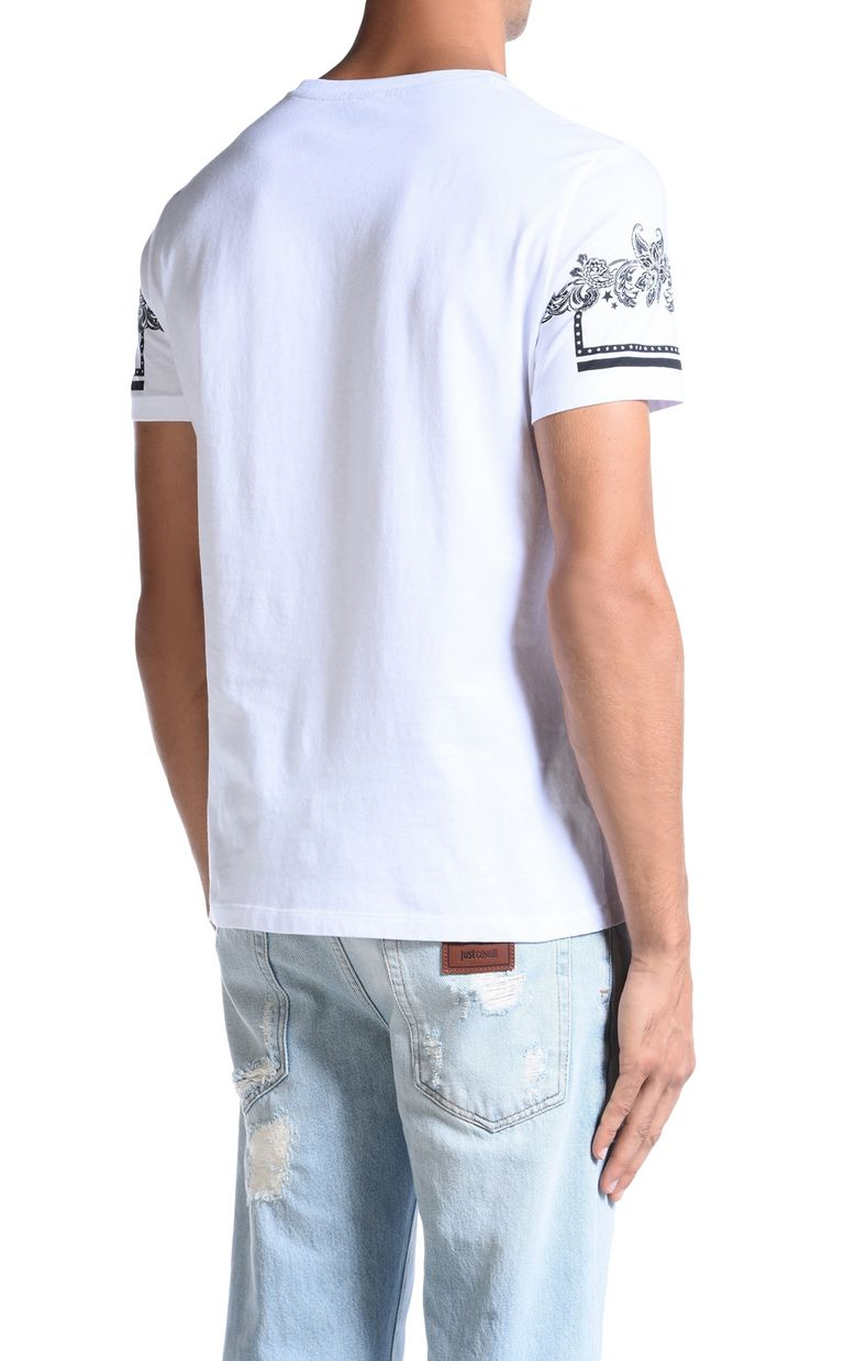 JUST CAVALLI Short sleeve t-shirt Man d
