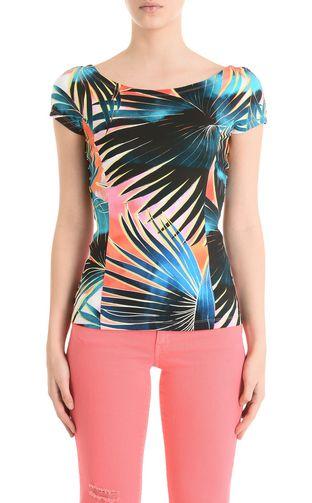 JUST CAVALLI Short sleeve t-shirt D f