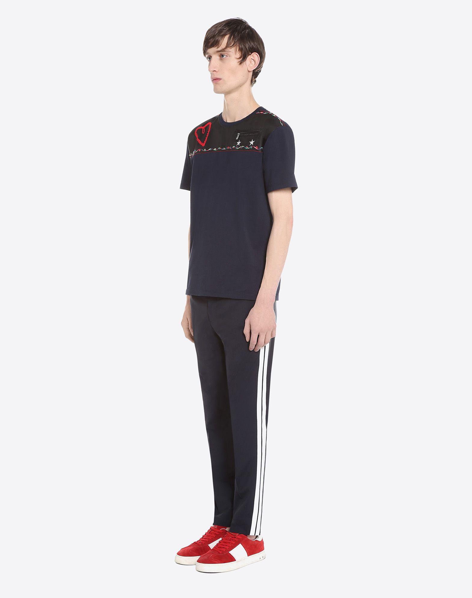 VALENTINO Solid colour Round collar  12032285kh