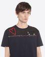 VALENTINO UOMO NV3MG09D4G1 CA3 T-shirt U a