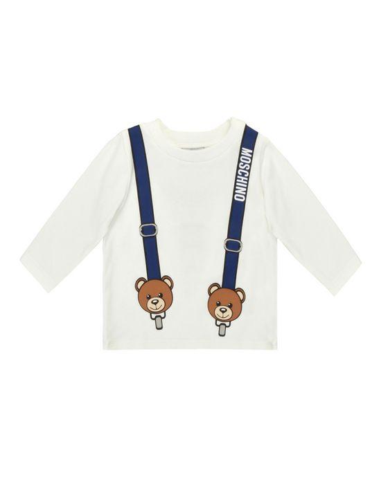 T-shirt maniche lunghe Uomo MOSCHINO