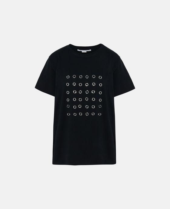 Black Metal Rings T-shirt
