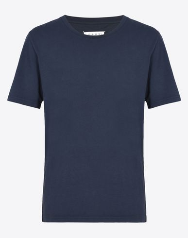 MAISON MARGIELA 10 Short sleeve t-shirt U Cotton crewneck T-shirt f