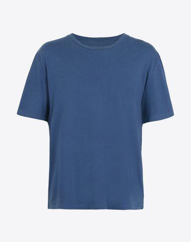 MAISON MARGIELA 10 Short sleeve t-shirt U Vintage dyed T-shirt f