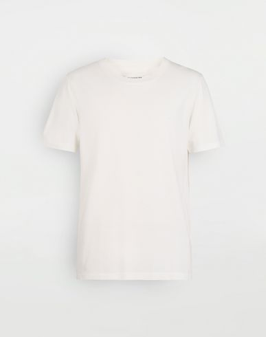 MAISON MARGIELA Short sleeve t-shirt [*** pickupInStoreShippingNotGuaranteed_info ***] Pack of 3 T-shirts f