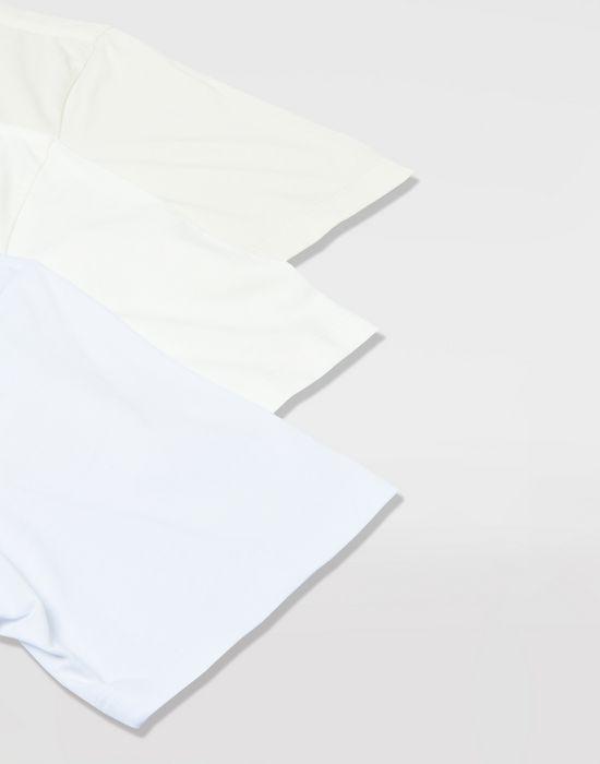 MAISON MARGIELA Pack of 3 T-shirts Short sleeve t-shirt [*** pickupInStoreShippingNotGuaranteed_info ***] e