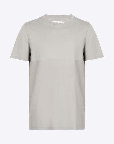 MAISON MARGIELA Short sleeve t-shirt U Classic cotton T-shirt f