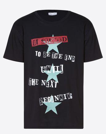 VALENTINO UOMO T-shirt U PV3MG10V3LE 0NO f