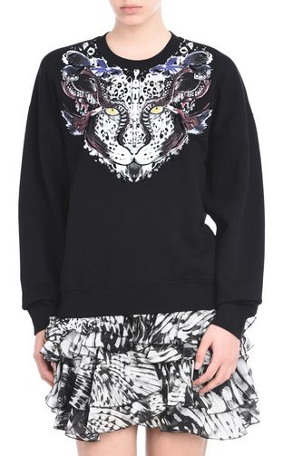 JUST CAVALLI Sweatshirt D Long-sleeved sweatshirt f