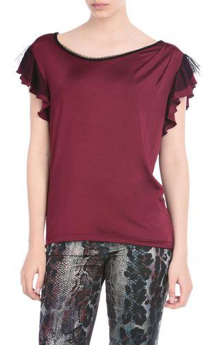 JUST CAVALLI Short sleeve t-shirt D Crew-neck T-shirt f