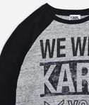 KARL LAGERFELD WE WILL KARL YOU T-SHIRT 8_d
