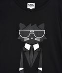 KARL LAGERFELD CHOUPETTE COCKTAIL T-SHIRT 8_d