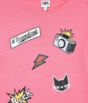 KARL LAGERFELD POP PATCH T-SHIRT 8_d