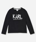 KARL LAGERFELD T-シャツ KARL PARIS 8_f