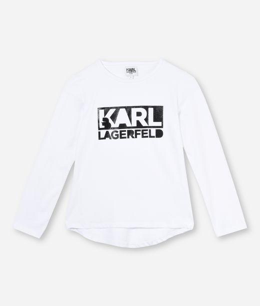 KARL LAGERFELD KARL LAGERFELD LOGO T-SHIRT 12_f
