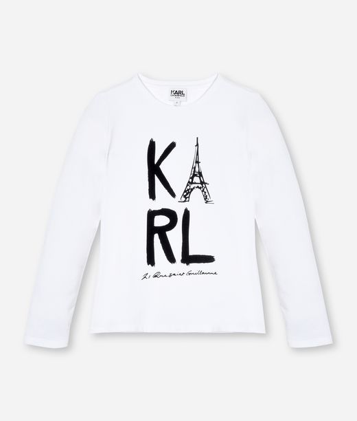 KARL LAGERFELD KARL PARIS T-SHIRT 12_f