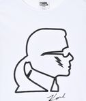 KARL LAGERFELD KARL LIGHTNING BOLT T-SHIRT 8_d
