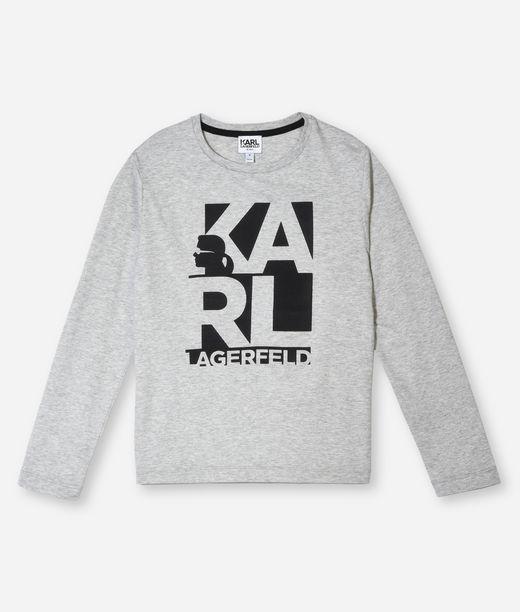 KARL LAGERFELD KARL LOGO T-SHIRT 12_f