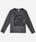 LETS KARL LAGERFELD T-SHIRT
