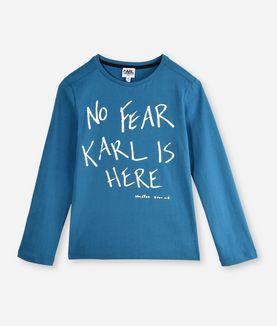 KARL LAGERFELD NO FEAR T-SHIRT