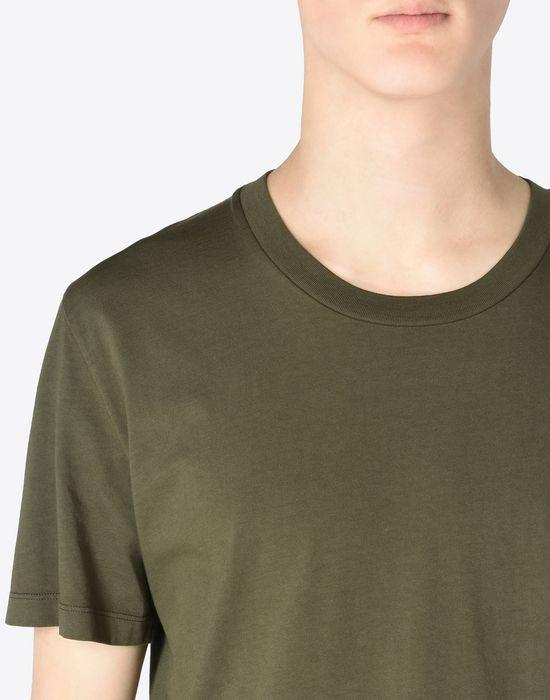 MAISON MARGIELA Cotton jersey T-shirt Short sleeve t-shirt [*** pickupInStoreShippingNotGuaranteed_info ***] a