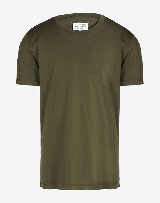 04405cb59eaf MAISON MARGIELA Cotton jersey T-shirt Short sleeve t-shirt
