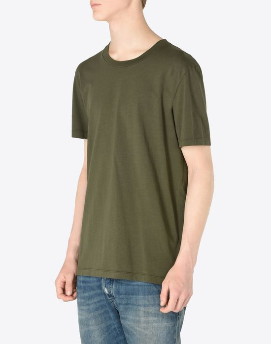 MAISON MARGIELA Cotton jersey T-shirt Short sleeve t-shirt [*** pickupInStoreShippingNotGuaranteed_info ***] r