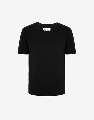 MAISON MARGIELA Short sleeve t-shirt U Cotton jersey tee-shirt f