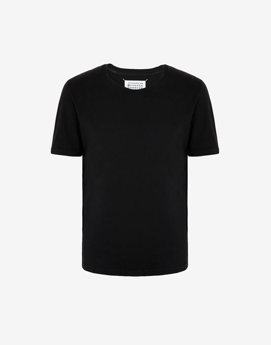 MAISON MARGIELA Cotton jersey tee-shirt Short sleeve t-shirt [*** pickupInStoreShippingNotGuaranteed_info ***] f