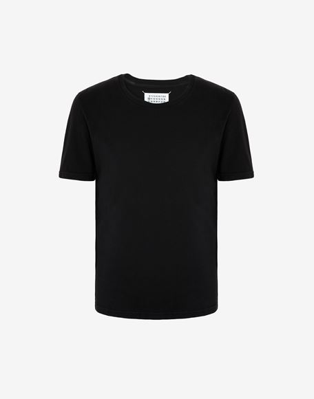 MAISON MARGIELA Cotton jersey tee-shirt Short sleeve t-shirt Man f