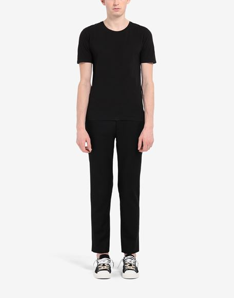 MAISON MARGIELA Cotton jersey tee-shirt Short sleeve t-shirt Man r