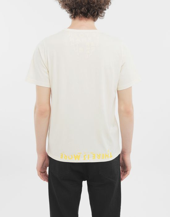 MAISON MARGIELA SIDA charity tee-shirt Short sleeve t-shirt [*** pickupInStoreShippingNotGuaranteed_info ***] e