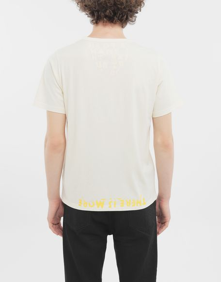 MAISON MARGIELA SIDA charity tee-shirt Short sleeve t-shirt Man e
