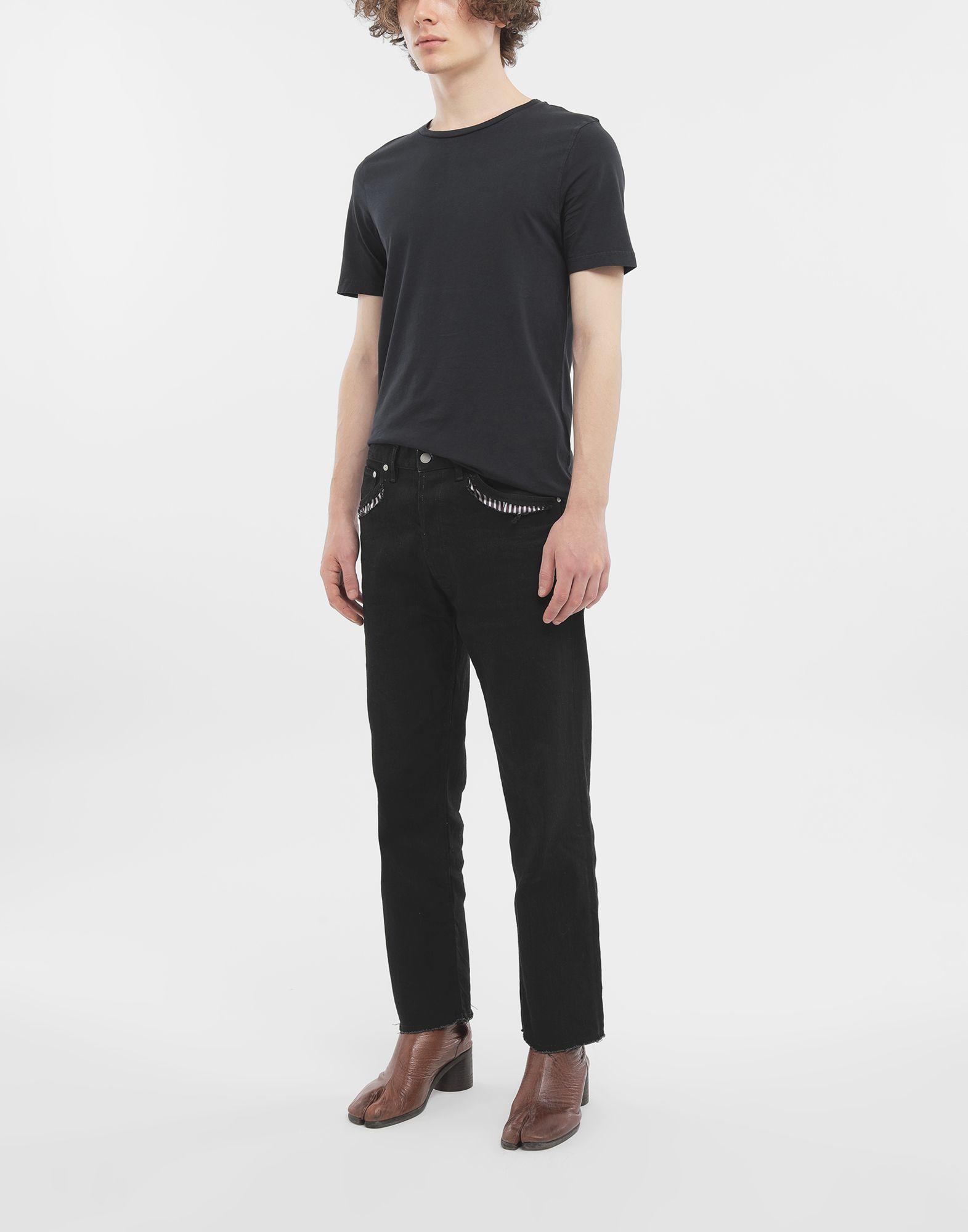 MAISON MARGIELA Cotton tee-shirt Short sleeve t-shirt Man d