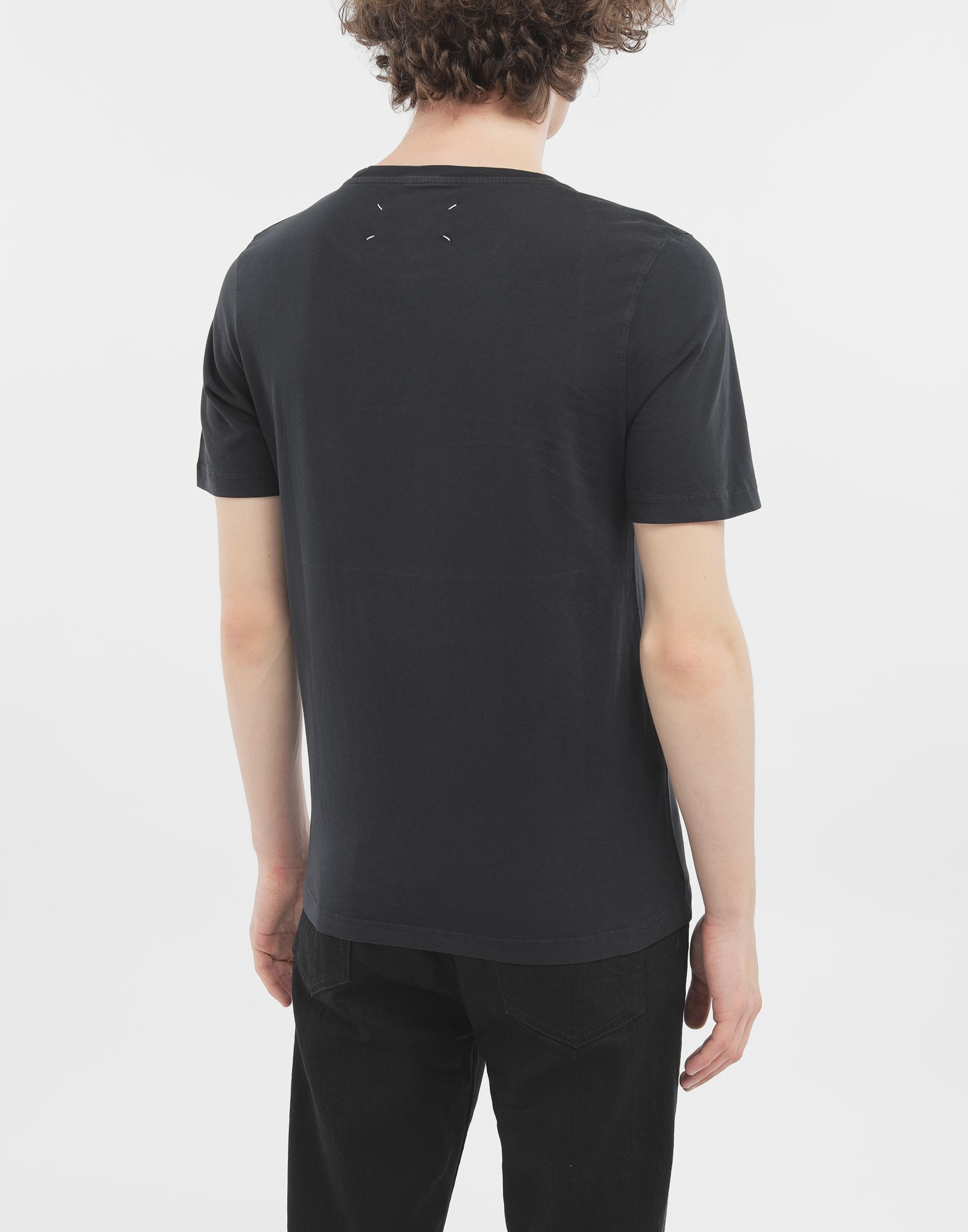 MAISON MARGIELA Cotton tee-shirt Short sleeve t-shirt Man e