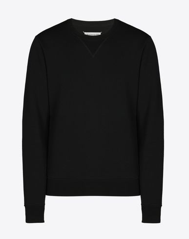 MAISON MARGIELA Sweatshirt Man Cotton sweatshirt f