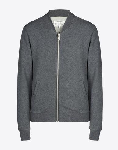 MAISON MARGIELA 14 Sweatshirt U Sweatshirt en coton f