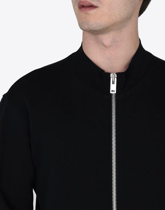 MAISON MARGIELA Sweatshirt with elbow patches Sweatshirt [*** pickupInStoreShippingNotGuaranteed_info ***] b