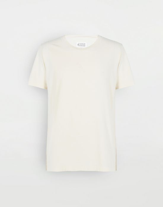 MAISON MARGIELA Dyed cotton tripack tee-shirts Short sleeve t-shirt [*** pickupInStoreShippingNotGuaranteed_info ***] f