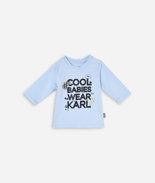 KARL LAGERFELD KOOL BABY T-SHIRT  12_f
