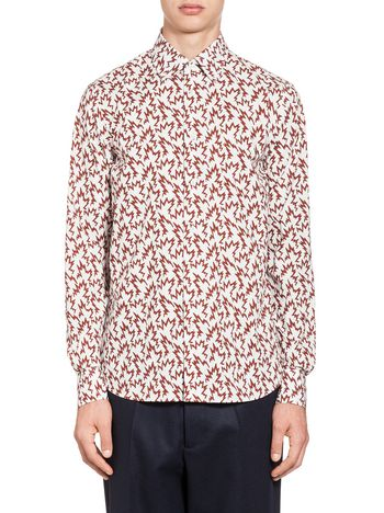 Marni Shirt Spike print Man