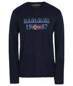 NAPAPIJRI Langärmliges T-Shirt U SOLIN LONG SLEEVES a