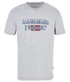 NAPAPIJRI Short sleeve T-shirt U SOLIN SHORT SLEEVES a