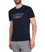 NAPAPIJRI Short sleeve T-shirt U SOLIN SHORT SLEEVES f