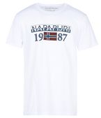 NAPAPIJRI T-shirt maniche corte Uomo SOLIN SHORT SLEEVES a