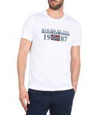 NAPAPIJRI T-shirt manche courte Homme SOLIN SHORT SLEEVES f