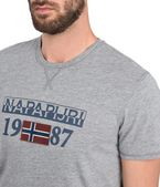 NAPAPIJRI SOLIN SHORT SLEEVES Short sleeve T-shirt Man e